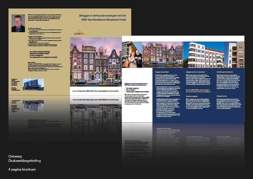 4 pagina brochure